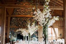 Country Side Wedding Deco