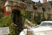 Wedding venues in Sussex / by M Mc