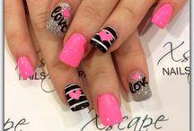 Nail art / Stili diversi di unghie