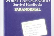 Paranormal Related Books / by PANICd Paranormal Activity Network Investigation Center Database
