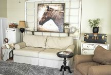 Horse  Farm Animal Decor/Ideas