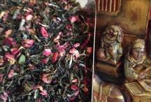 Les Rives du Saint Laurent création Christine Dattner /  #tea #thes #teaporn #tealover #lifestyle #luxury #teatime #degustation #teaclub #health #healthy #greentea #teathings #teablog #food #foodporn #yummy #indulge #pleasure #harmony