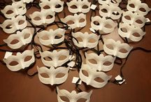 Mask-e-rade Party