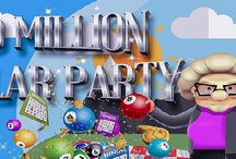 Million Dollar Bingo Party