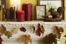 Herbstliche DIY-Ideen / Im Herbst machen wir es uns Zuhause gemütlich. Für mehr Behaglichkeit in den eigenen vier Wänden sorgen diese herbstlichen DIY-Ideen.