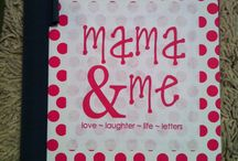 Momma-daughter ideas