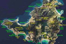 Where I've Been, Where I've Lived / My beautiful home, Sint Maarten, and places I've been to/lived in