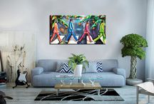 abby road decoration art