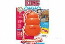 Kong pour chiens / Jouets Kong pour les chiens