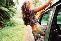 Cars + Fashion Inspiration photos