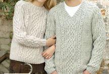 Knitting - Men's jumper