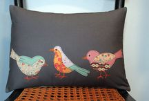 Sewing Pillows / by Sherri Sylvester