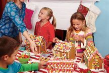 Gingerbread House Party / by Melanie Mathews