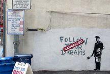 Street Art / by Jennifer Horton