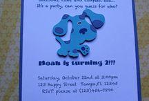 Blues clues party / by Kristen S