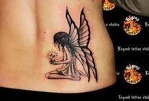Tattoos :) Pericings