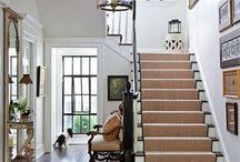Entryway/Foyer - White