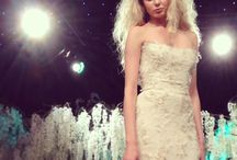 Colarusso on the Catwalk | Angelina Colarusso / Angelina Colarusso Couture bridal gowns on the runway.