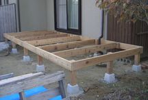 idea source 【wood deck】 / ウッドデッキ関連の借り画像