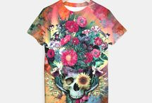 New Arrivals / skulls, fashion, art, clothing, digital art, homedecor