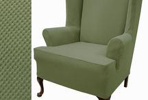 Easy Stretch Slipcovers / Stretch slipcovers make covering your furniture for a brand new look easier than ever! Find out more here: http://www.slipcovershop.com/Product_List/furniture_slipcover.asp