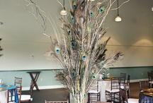 Peacock feather ideas for weddings