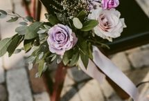 Lavender Spring Wedding / Photographer - Kelly Giarrocco  //  Dress- Rivini  //  Florals - Antigua Floral & Styling  //  Planner - Mint Julep Productions  //  Venue - Race and Religious