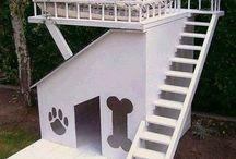 Домик для домашних любимцев