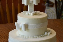 Baking - First Communion cakes