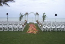 Wedding Ceremonies / Magnificent view of the ocean blesses your wedding ceremony.