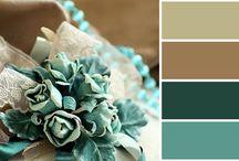 palette & mood board