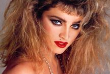 1980's / Makeup, hair & fashion