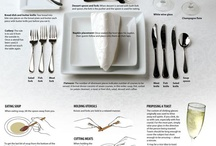 How to set the table / Lenox helps you set the perfect table for casual and elegant times / by Lenox