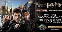 The Wizarding World of Harry Potter / Our exclusive vacation package to the The Wizarding World of Harry Potter