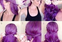 Everyday Hair & Make-up Ideas
