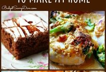Travel Inspired Recipes / Vacation doesn't have to end. Keep it going by recreating some of your favorite meals and snacks | Travel Inspired Recipes | Copycat and at-home recipes | Snacks | Food and Drink | Travel | DIY Projects