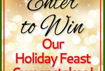 Sweepstakes / Enter to win, special prizes!