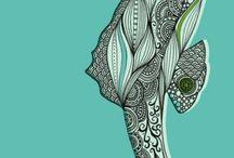 Sea horses!!! New obsession.  / by Kristi Walker
