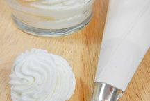 Whipped cream frosting 2