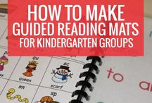 How to make reading mats for kids