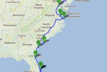 Travel - East Coast Roadtrip
