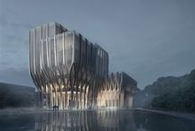 Inspired Buildings / Modern architecture