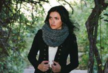 Knit & Crochet Projects