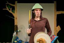 Theater voor kinderen / De leukste, mooiste, spannendste voorstellingen voor kinderen!!