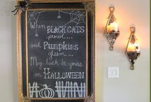 Chalkboard / by Kim Seward