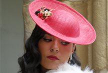 Colección FW 2015-16 / IRABI Tocados y sombreros para bodas y eventos, hechos artesanalmente con todo el cariño.
