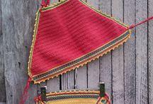 crochet suimsuits & staff