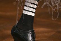 носки всякие и туфли