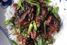 Asian Style Dishes