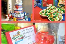 Dr. Seuss theme / by Jamie Buley Olsen